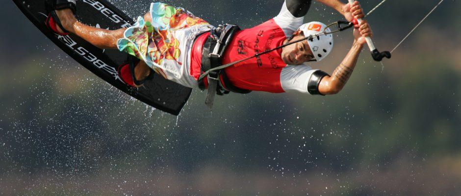 Tra sport e Kitesurf